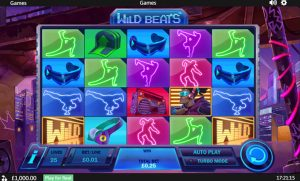 Wild Beats Slot