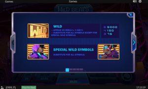 Wild Beats Bonus