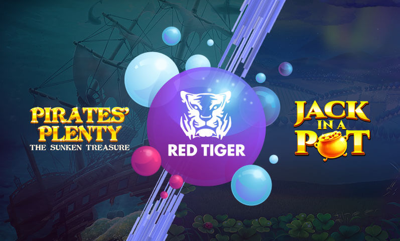 Red Tiger Gaming to Launch 2 New Slots Back to Back in Mid-November