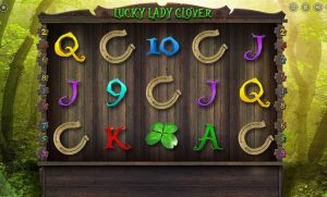 Lady's Lucky Clover - Basegame
