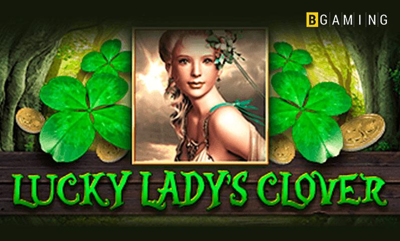Lucky Lady Clover