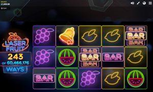Laser Fruit Screenshot 1