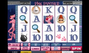 Pink Panther Screenshot 1