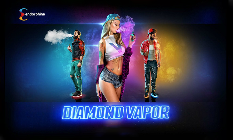 Diamond Vapor by Endorphina