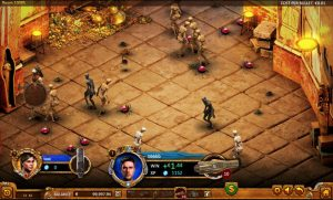 Max Quest: Wrath of Ra Screenshot 1