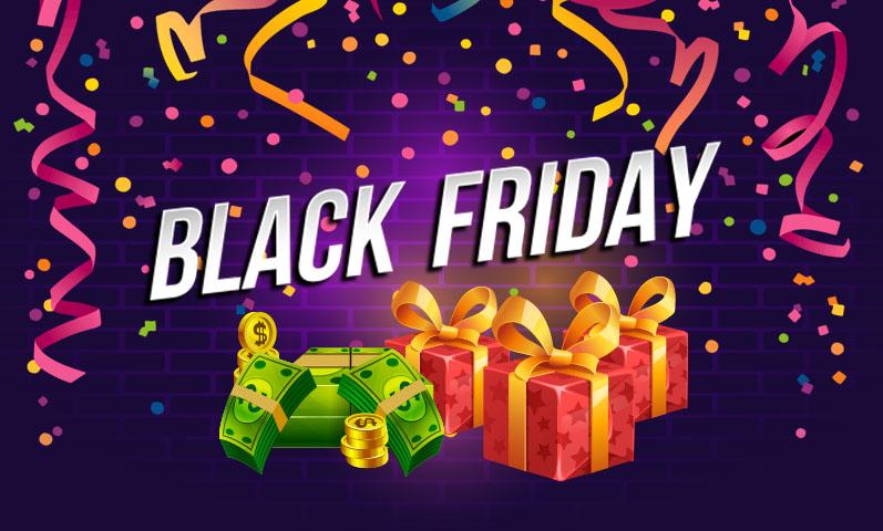 10 Best Black Friday Casino Promos 2018