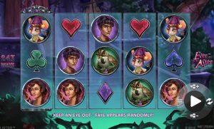 Ever After Slot Basegame