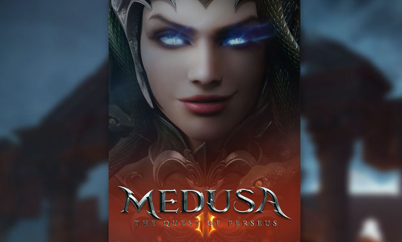 Medusa II: The Quest of Perseus Slot Review & Free Play |