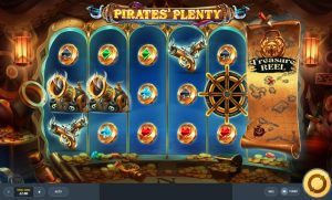 Pirates' Plenty: The Sunken Treasure Screenshot 1