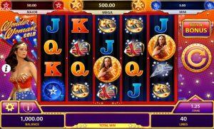 Wonder Woman Gold basegame
