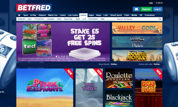 Betfred Screenshot 3