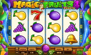 Magic Fruits 4 Deluxe Screenshot 1