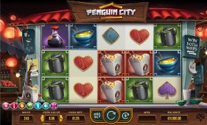 Penguin City Screenshot 1