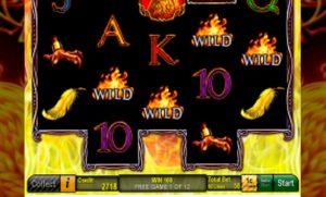 Phoenix Slot Screenshot 2