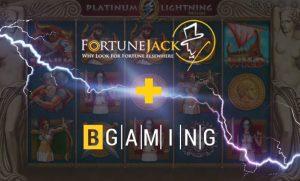 FortuneJack Casino Adds BGaming Titles to Its Portfolio