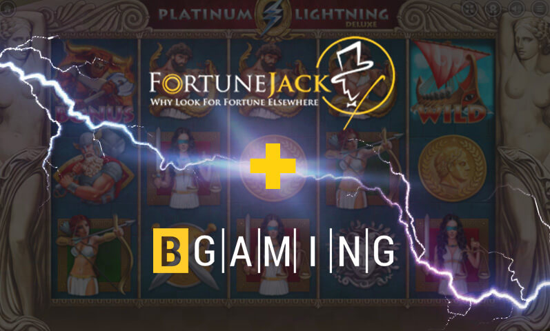 FortuneJack Casino Adds BGaming Titles to Its Portfolio
