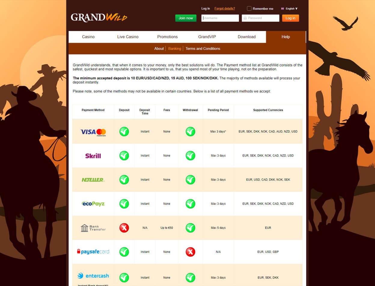 GrandWild Screenshot 3