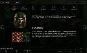 Voodoo Slot Screenshot 3