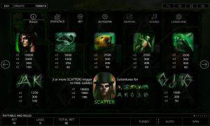 Voodoo Slot Screenshot 2