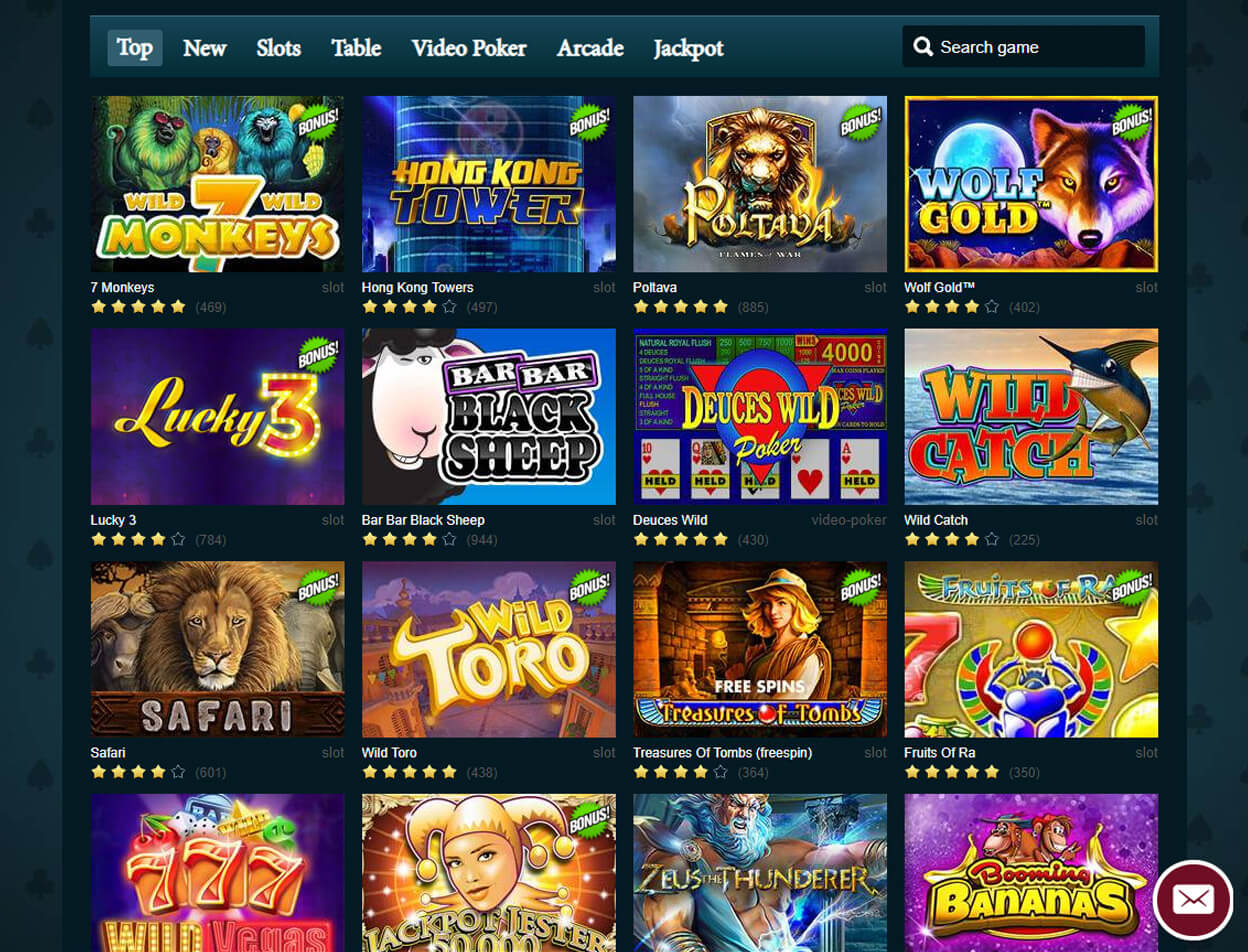 CalvinCasino Screenshot 3