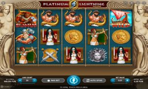 Platinum Lightning Deluxe Screenshot 1