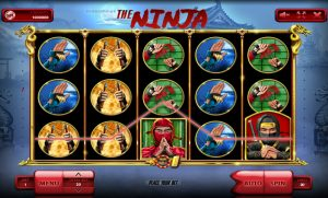 The Ninja Screenshot 1