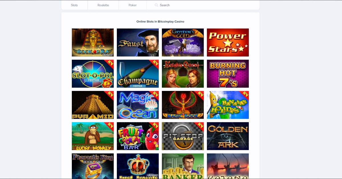 BitcoinPlay Screenshot 4