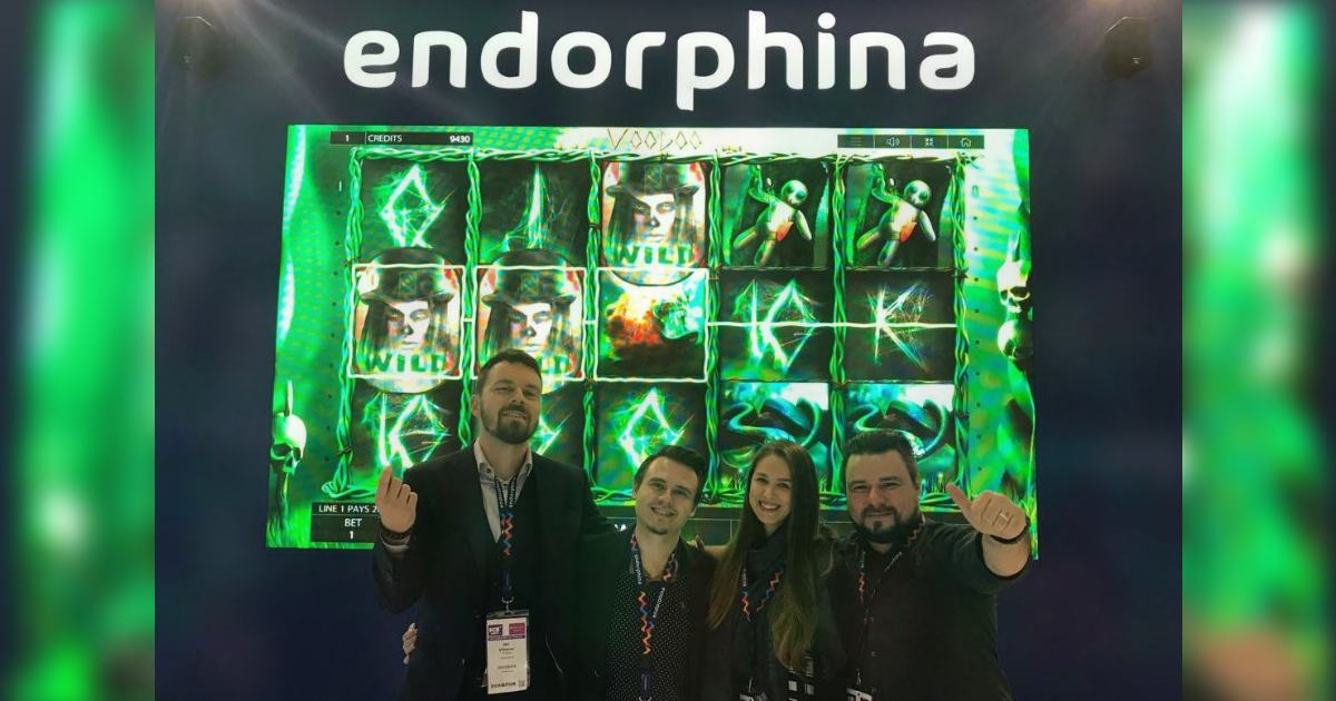Endorphina at ICE 2019