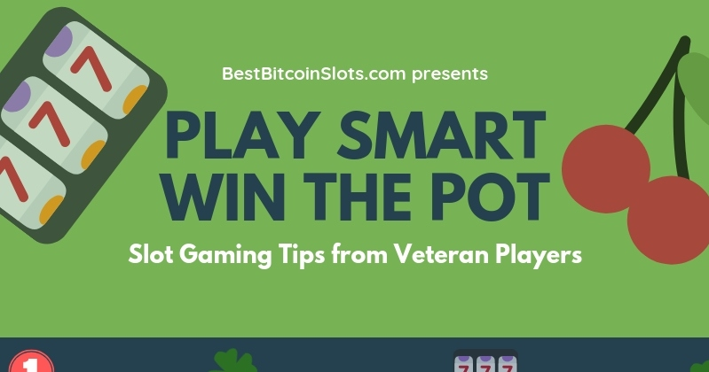 Play Smart, Win the Pot: 4 Slot Gaming Tips from Veteran Players