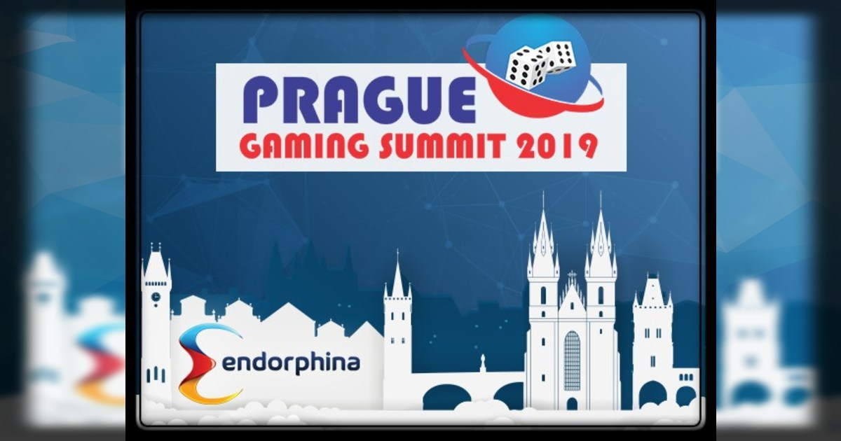 Endorphina Will Be Present at Prague Gaming Summit 2019