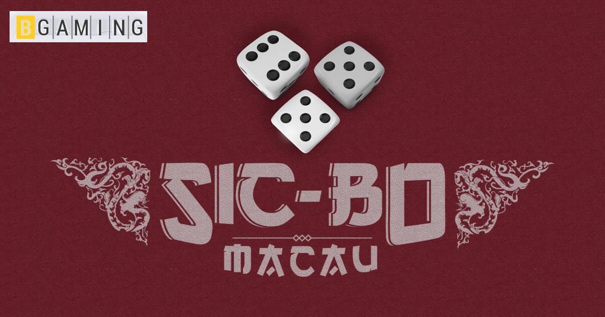 BGaming Sic Bo Macau