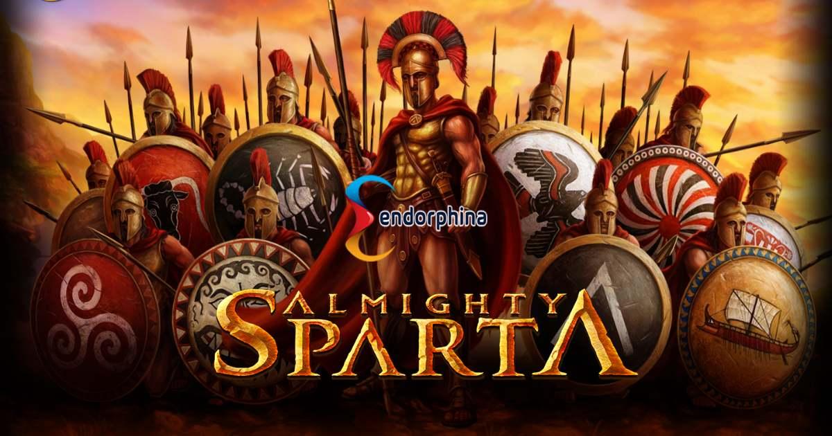 Almighty Sparta slot
