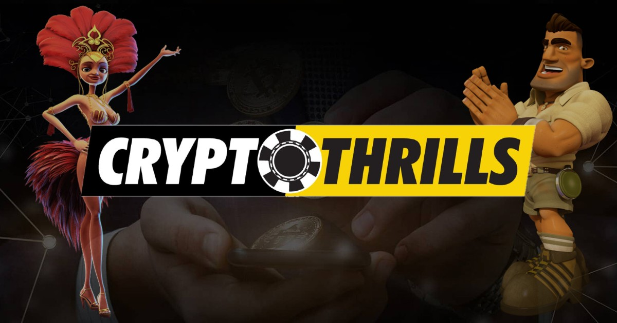 Crypto Thrills Casino