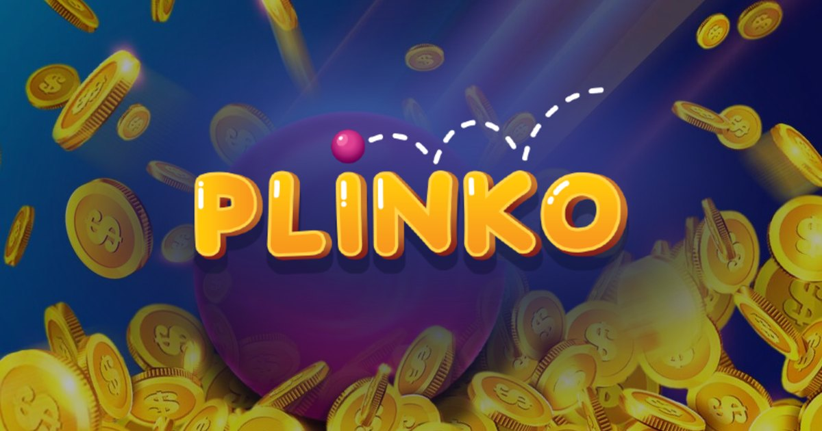 Find Yourself so Lucky Playing the Game Plinko!