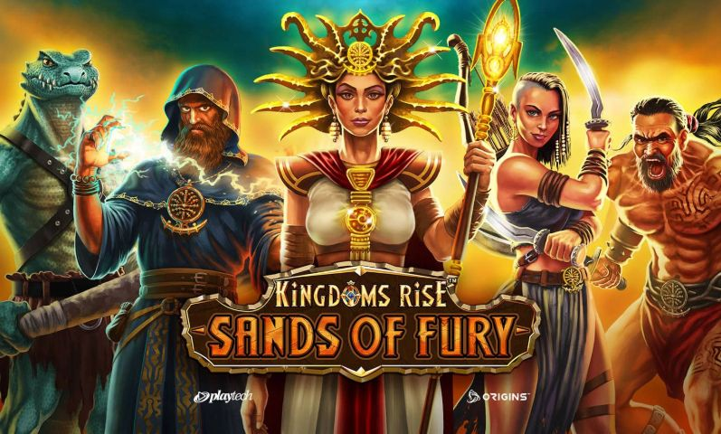 Kingdoms Rise: Sands of Fury