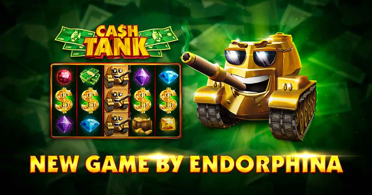 Cash Tank Slot